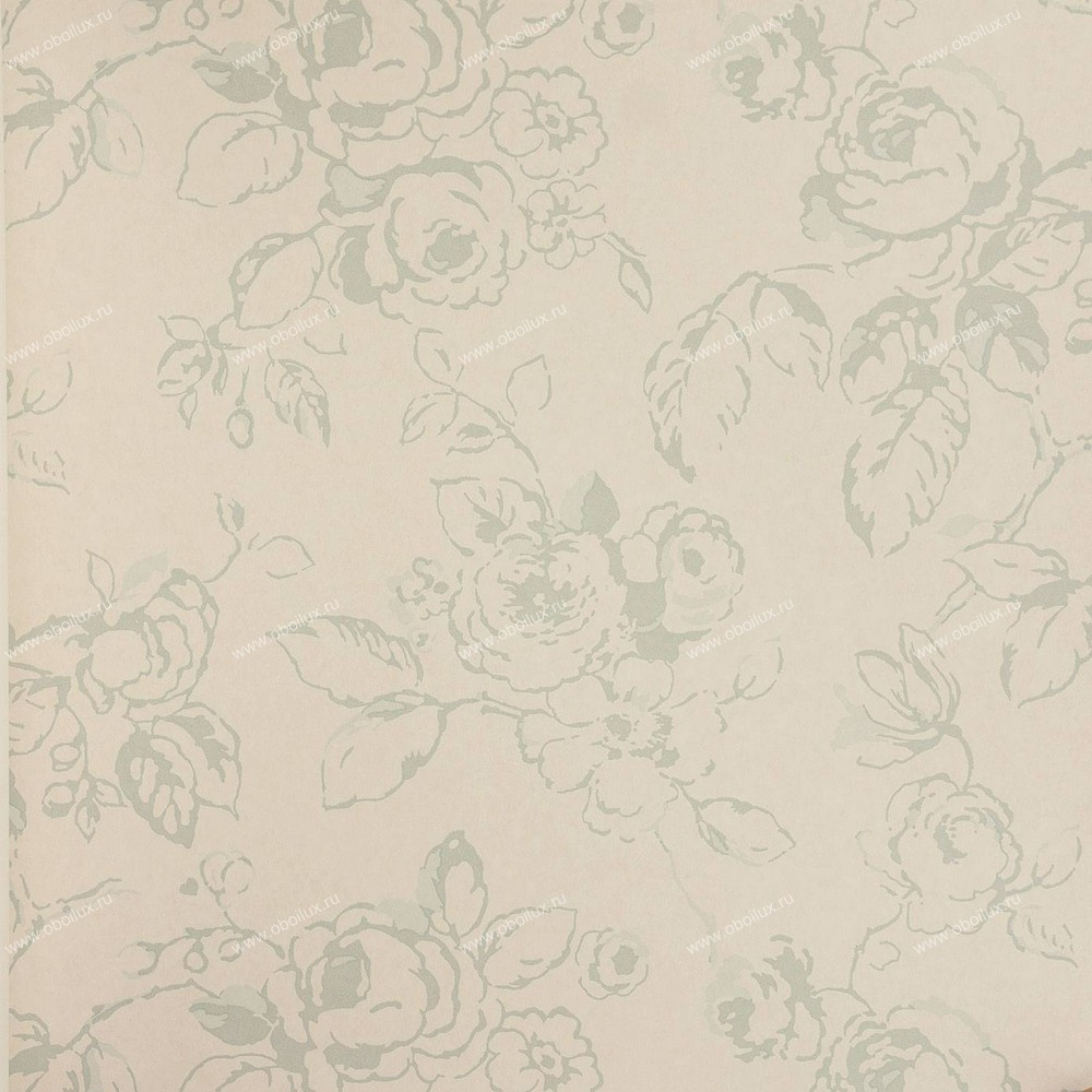 Английские обои Clarke & Clarke,  коллекция Clarisse, артикулW0027-02