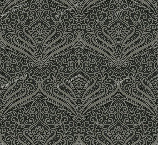Американские обои Wallquest,  коллекция Madison Geometrics, артикулLA31700