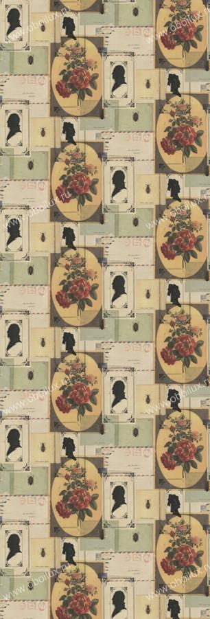 Шведские обои Borastapeter,  коллекция Garden Party, артикул3481