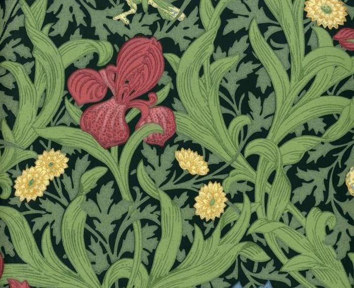 Английские обои Morris & Co,  коллекция Compendium, артикулWR8042/3