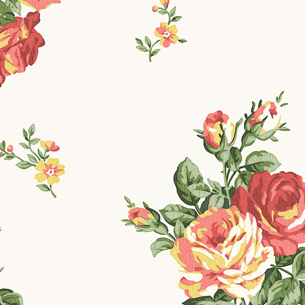 Канадские обои Aura,  коллекция English Florals, артикулG34313