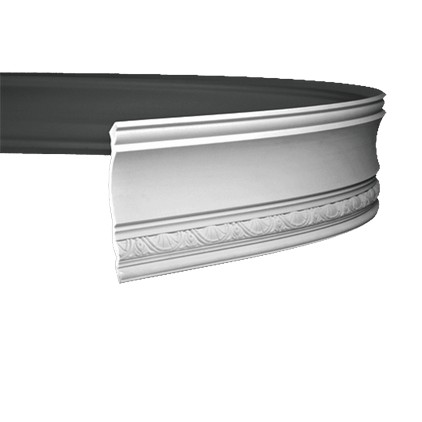 Карниз гибкий из полиуретана 1.50.256F
