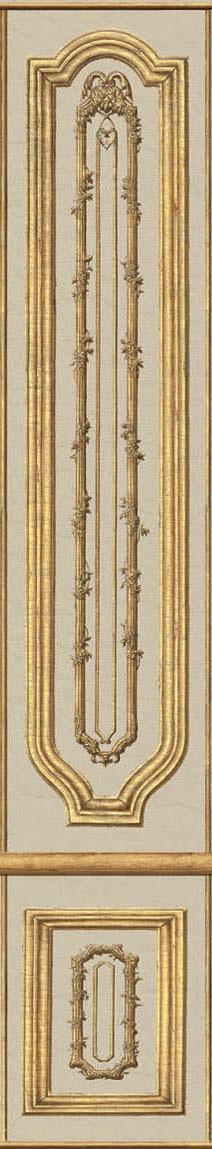 Английские обои Iksel,  коллекция Scenic & Architectural Wallpapers, артикулRegenceBoiserieRB02