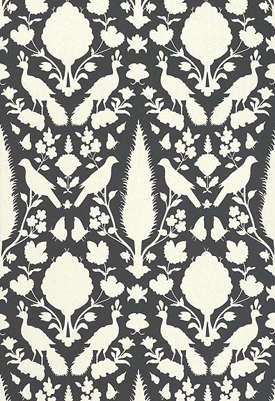 Американские обои Schumacher,  коллекция Signature Prints, артикул5004123