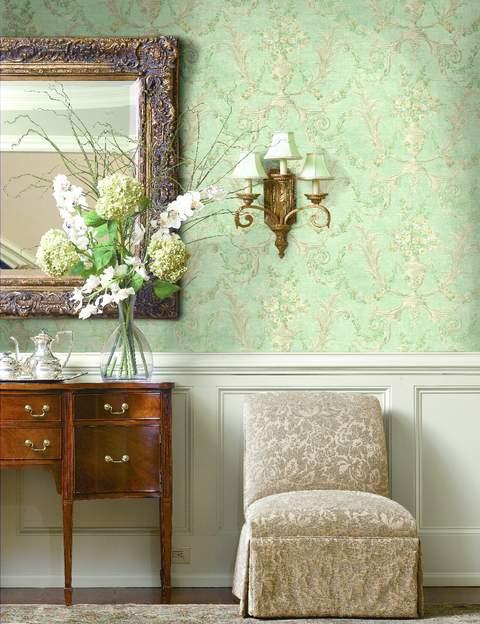 Американские обои Wallquest,  коллекция Classical Elegance, артикулDL70204
