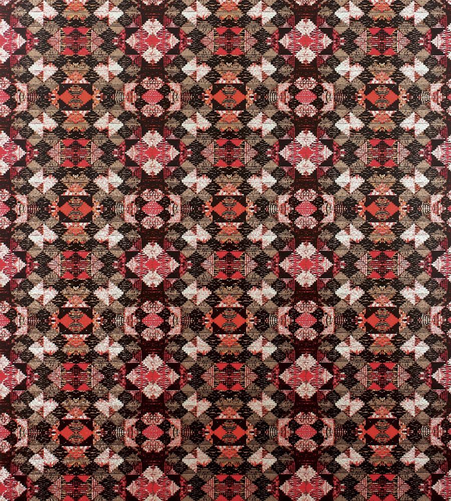 Английские обои Osborne & Little,  коллекция Matthew Williamson - Samana, артикулW6657-04