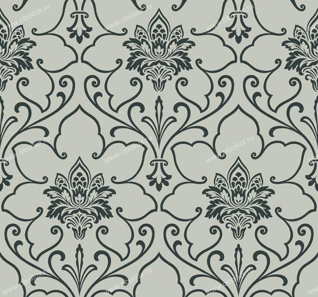 Американские обои York,  коллекция Ronald Redding - Silver Leaf, артикулPM9225
