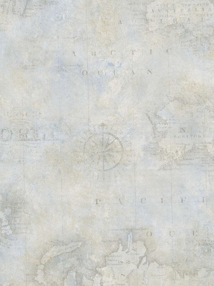 Американские обои Chesapeake,  коллекция Sand Dollar, артикулDLR47544