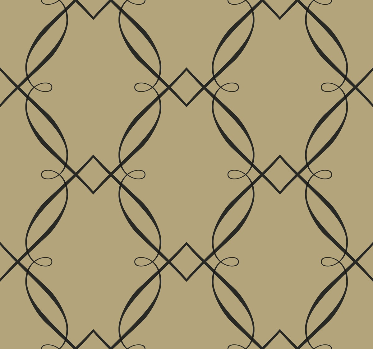 Американские обои Paper & Ink,  коллекция Madison Geometrics, артикулLA30715