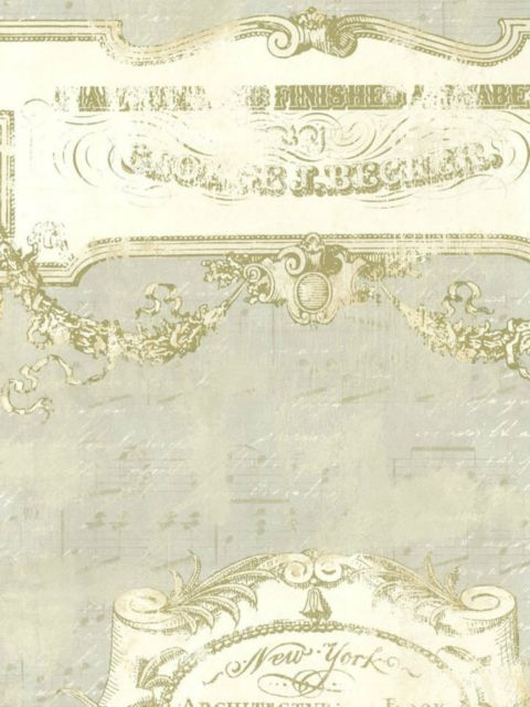Американские обои Wallquest,  коллекция Sandpiper Studios - Versailles, артикулVS40208