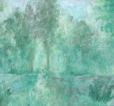 ПАННО TENUE DE VILLE ODE арт. Echo Teal/ODE-191213