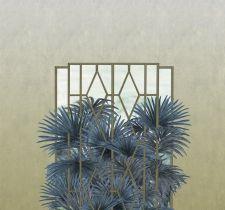 ПАННО TENUE DE VILLE ODE арт. Howea Sauterne/ODE-191708