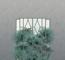 ПАННО TENUE DE VILLE ODE арт. Howea Concrete/ODE-191705