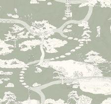 ОБОИ SANDBERG NIPPON арт. 239-58