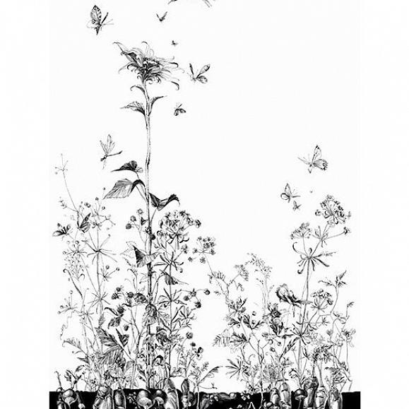 ОБОИ EDMOND PETIT CATHERINE GRAL арт. RM106-01
