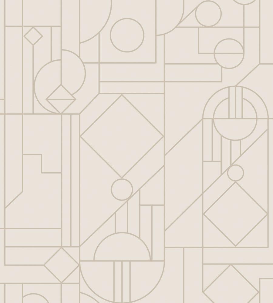 ОБОИ HOOKEDONWALLS TINTED TILES арт. 29013