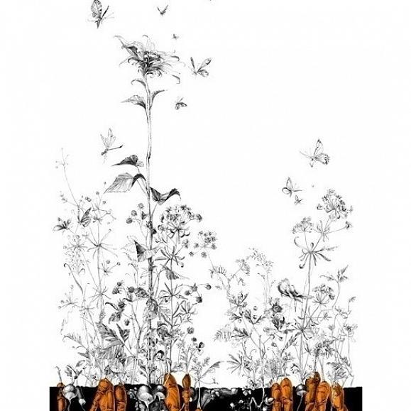 ОБОИ EDMOND PETIT CATHERINE GRAL арт. RM106-05