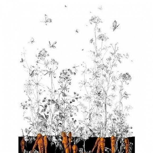 ОБОИ EDMOND PETIT CATHERINE GRAL арт. RM107-05
