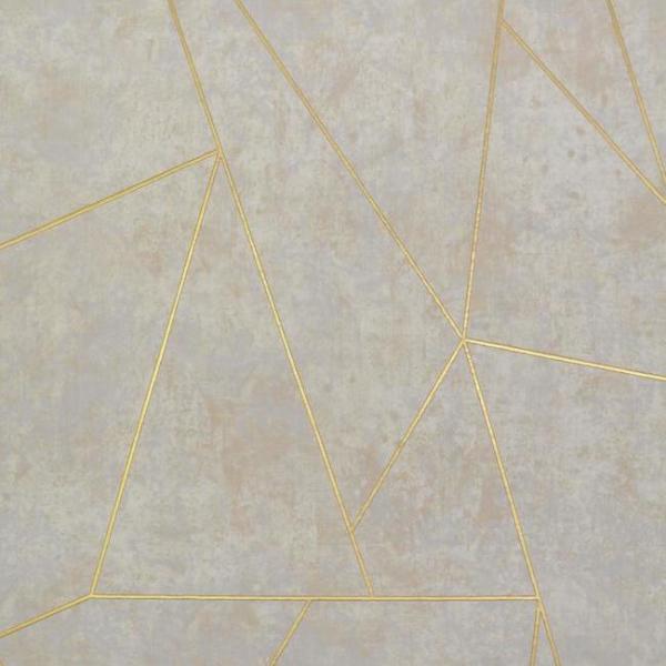 ОБОИ YORK ANTONINA VELLA - MODERN METALS арт. NW3504