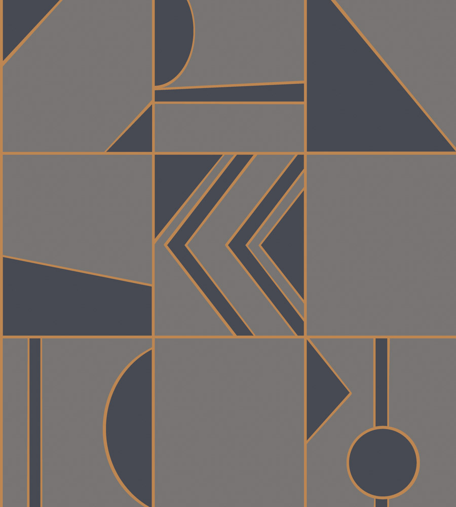 ОБОИ HOOKEDONWALLS TINTED TILES арт. 29043
