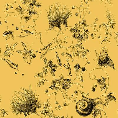 ОБОИ EDMOND PETIT CATHERINE GRAL арт. RM103-02