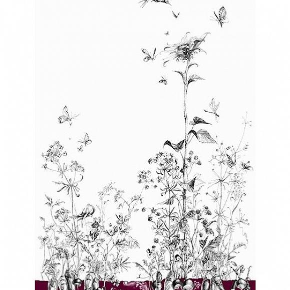 ОБОИ EDMOND PETIT CATHERINE GRAL арт. RM105-03