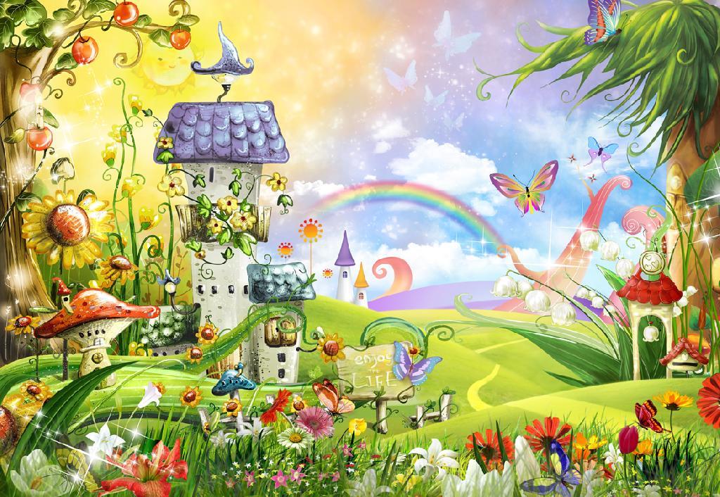 цветочный город картинка прзрачная прощупывании отмечали