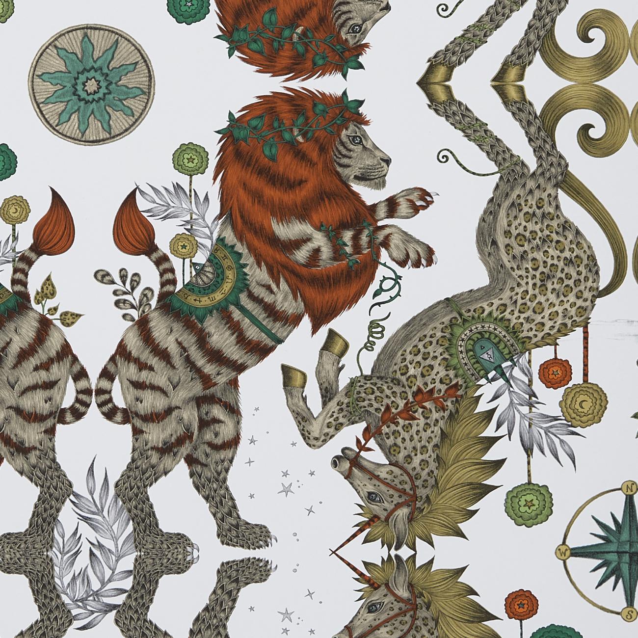 ОБОИ CLARKE & CLARKE WILDERIE арт. W0113-03