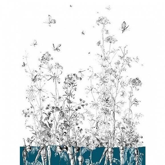 ОБОИ EDMOND PETIT CATHERINE GRAL арт. RM107-04