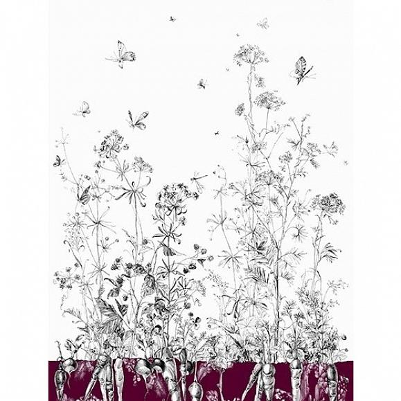 ОБОИ EDMOND PETIT CATHERINE GRAL арт. RM107-03