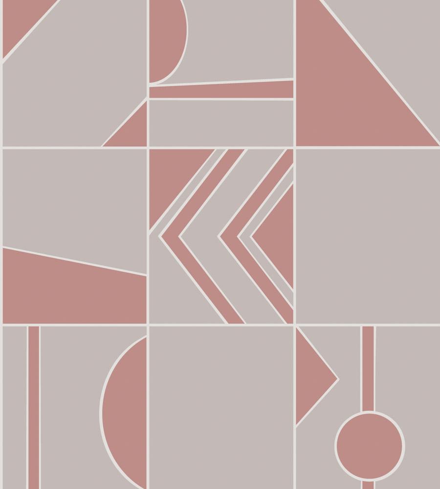 ОБОИ HOOKEDONWALLS TINTED TILES арт. 29041