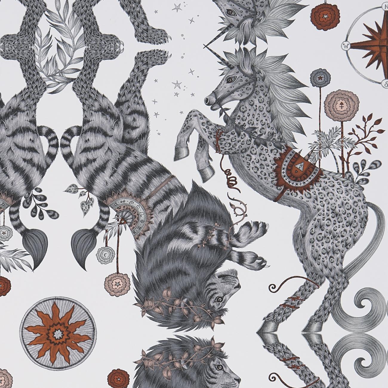 ОБОИ CLARKE & CLARKE WILDERIE арт. W0113-06