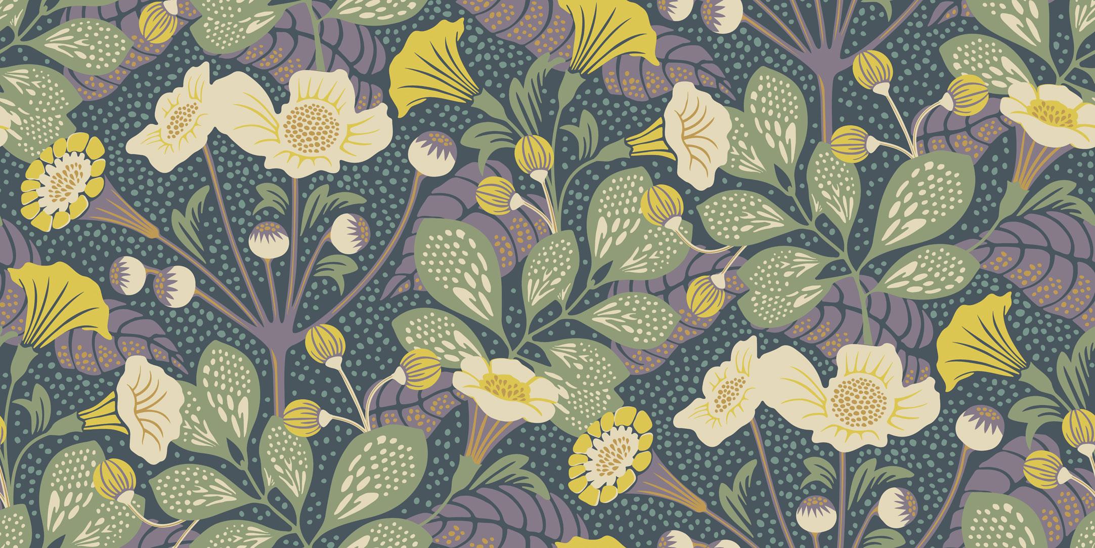 Скандинавские растения открытки