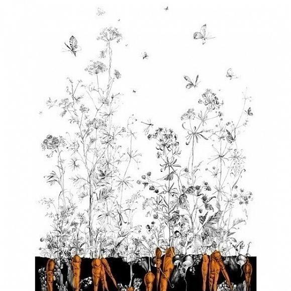 ОБОИ EDMOND PETIT CATHERINE GRAL арт. RM108-05