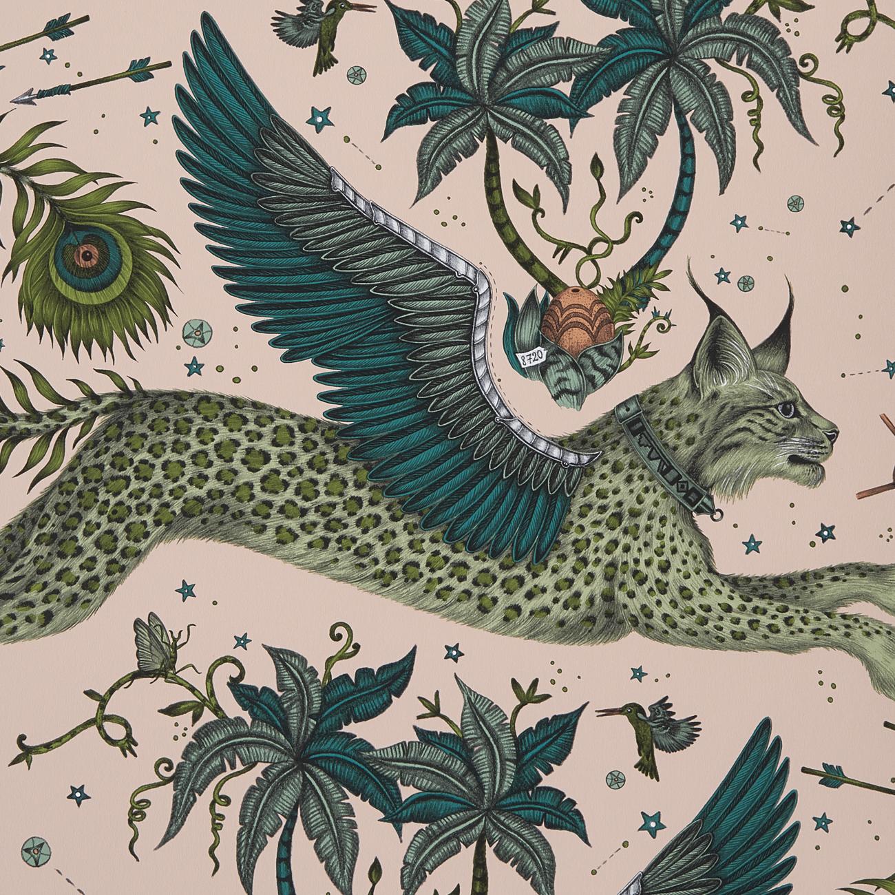 ОБОИ CLARKE & CLARKE WILDERIE арт. W0118-05