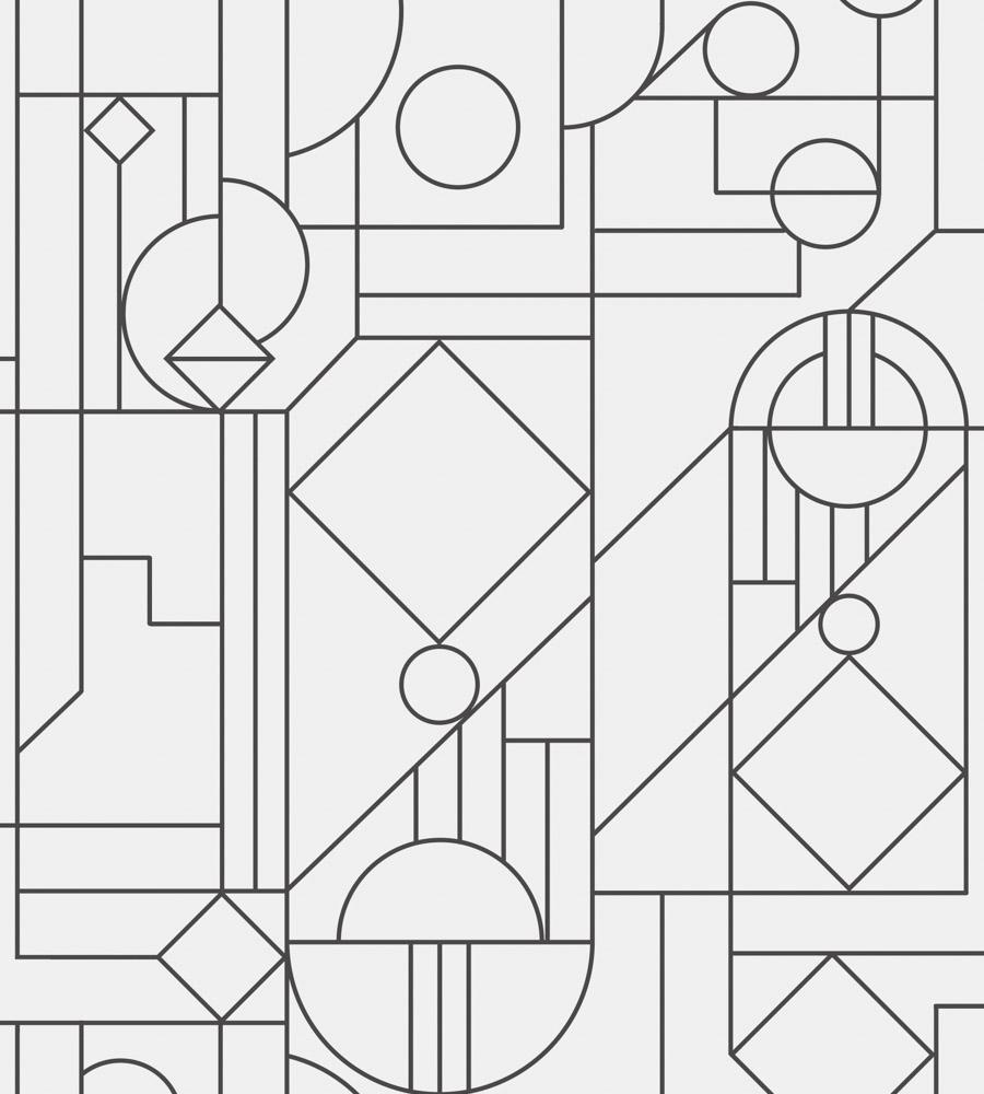ОБОИ HOOKEDONWALLS TINTED TILES арт. 29015