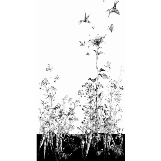 ОБОИ EDMOND PETIT CATHERINE GRAL арт. RM105-01