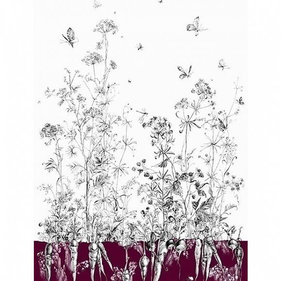 ОБОИ EDMOND PETIT CATHERINE GRAL арт. RM108-03