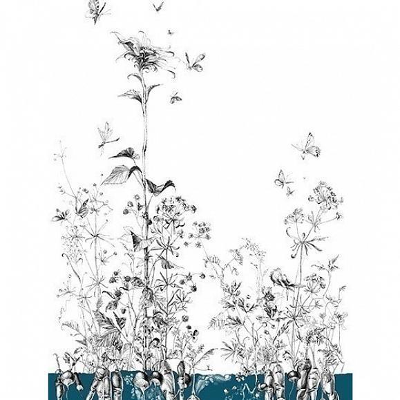 ОБОИ EDMOND PETIT CATHERINE GRAL арт. RM106-04