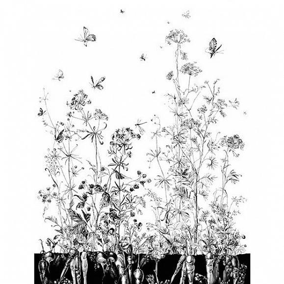 ОБОИ EDMOND PETIT CATHERINE GRAL арт. RM107-01
