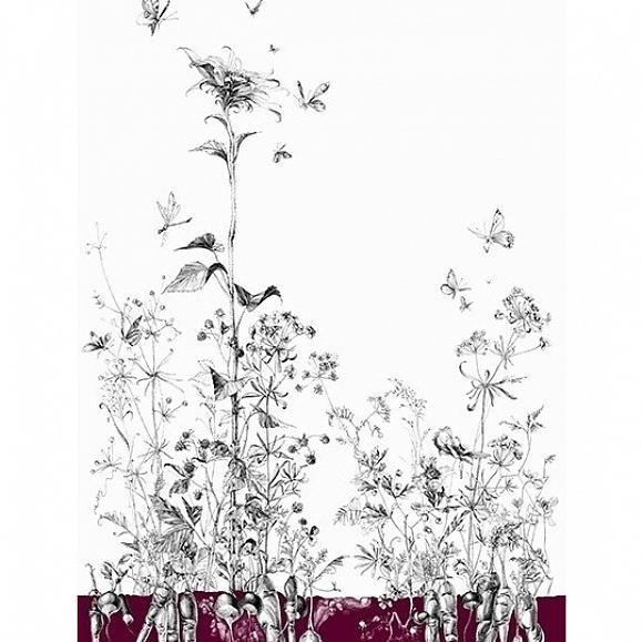ОБОИ EDMOND PETIT CATHERINE GRAL арт. RM106-03