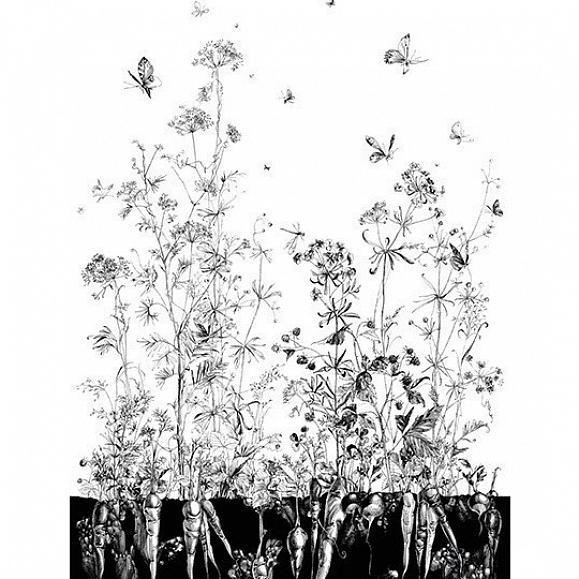 ОБОИ EDMOND PETIT CATHERINE GRAL арт. RM108-01